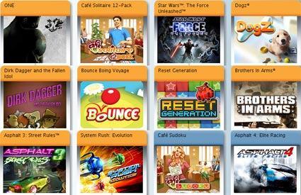 TOP 10 Juegos Nokia C3
