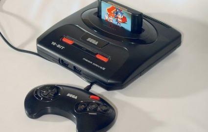 Emulador SEGA Mega Drive para Symbian S60 e UIQ3.